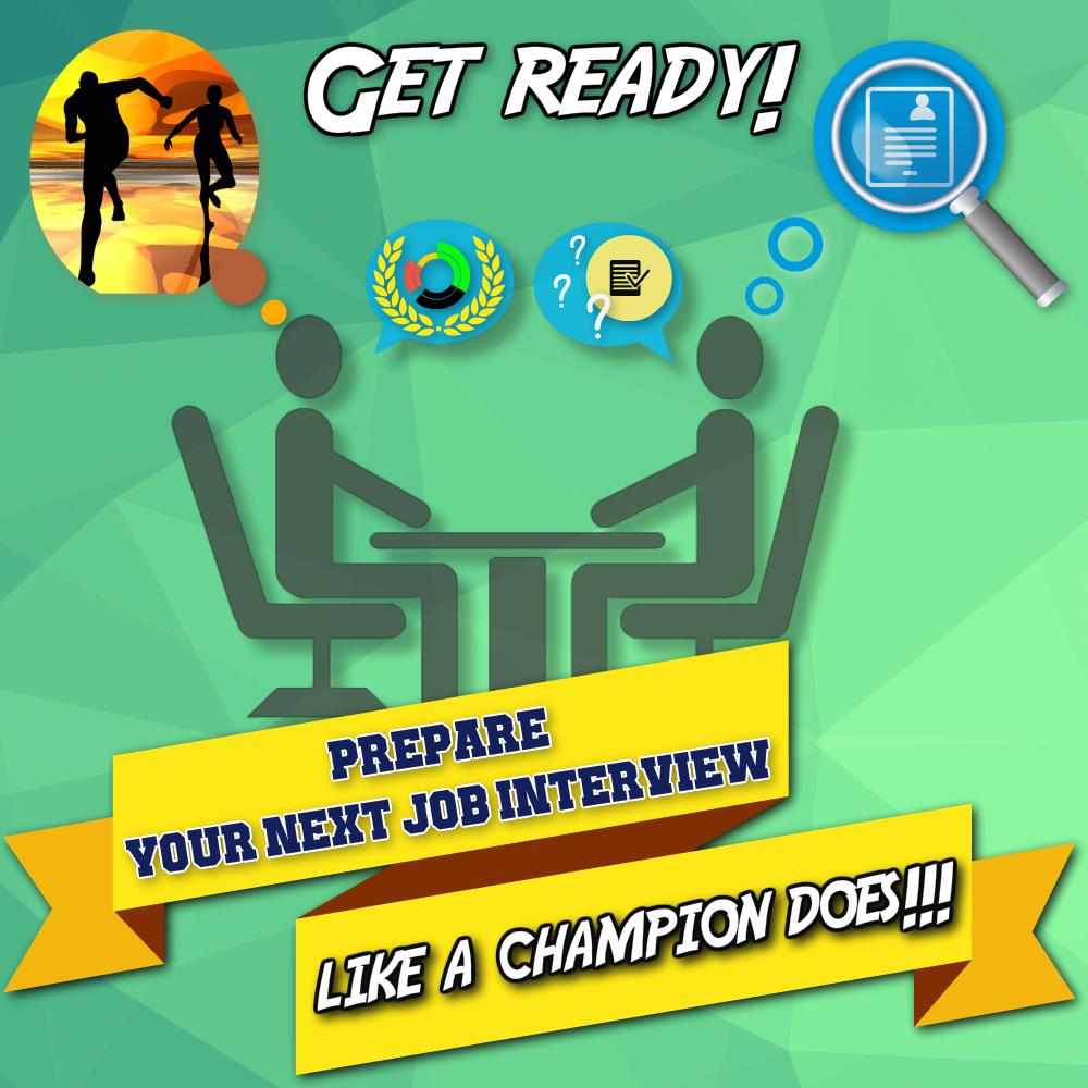 Training Job Interview Preparation - new 2